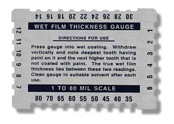 Wet Mill Thickness Gauge